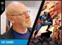 Legendary Marvel comic book artist behind Longshot, X-Men and More