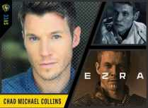 """Ezra in BYUtv's Extinct; franchise star Sgt Brandon Beckett in Sony Pictures' SNIPER films; Gerhart Frankenstein in ABC's Once Upon a Time"""""""