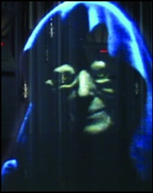 Clive Revill - Emperor Palpatine- Star Wars: The Empire Strikes Back