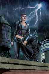 GFT Robyn Hood I Love NY #11 - Cover C by Mike Krome