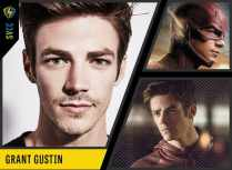 """Sunday - Star of CW's """"The Flash"""" TV Series"""