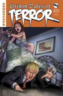 Grimm Tales of Terror 2017 April Fools #1 - Cover B by Anthony Spay