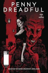 Penny Dreadful #1 - Cover D by Rob Davis