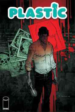 Plastic #1 - Cover A by Andrew Robinson