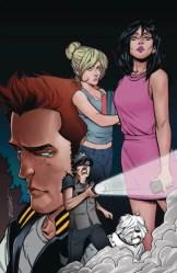 Riverdale #1 - Cover B by Elliot Fernandez