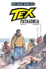Tex gets a letter from the other end of the world sent by an Argentinian army officer asking him for help in an extremely sensitive mission. Tex chooses to help a friend, but situation quickly escalates forcing him to make a difficult moral decision. Don't miss this international multiple-award winner! [TEEN]