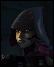 Sarah Michelle Gellar - Seventh Sister, Star Wars: rebels