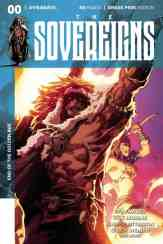 Sovereigns #0 - Cover D by Philip Tan