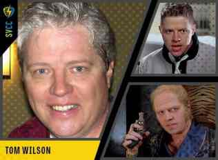 "Biff, Griff & Buford ""Mad Dog"" Tannen in Back to the Future Trilogy"
