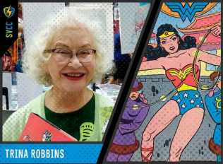 "Producer of the very first all-woman comic book, ""It Ain't me, Babe."" and One of the Founding Mothers of ""Wimmin's Comix"""