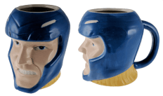 XO mugs transparent