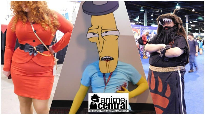 Cosplay Photos: Anime Central (ACEN) 2017 Part 3