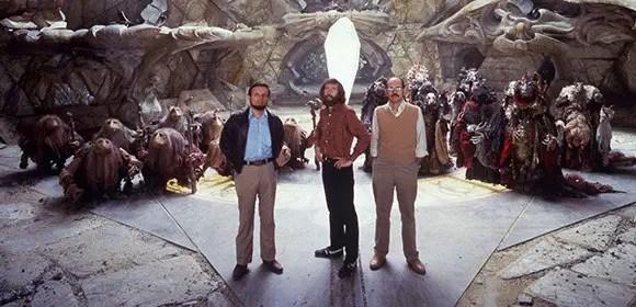 Dark Crystal - Gary Kurtz, Jim Henson, and Frank Oz