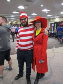 Waldo & Carmen Sandiego? We found them!