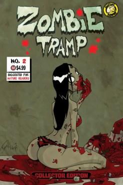 Zombie Tramp: Origins #2 - Cover G