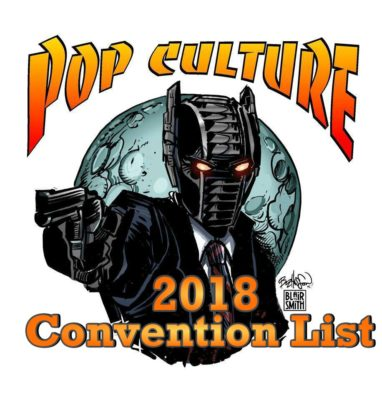 The 2018 Convention List is Here!