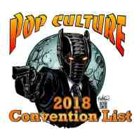 PopCultHQ's 2018 Cosplay Convention List