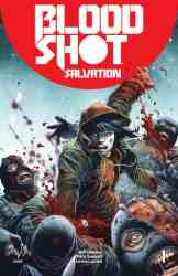Bloodshot Salvation #1 - Cover C by Tomas Giorello