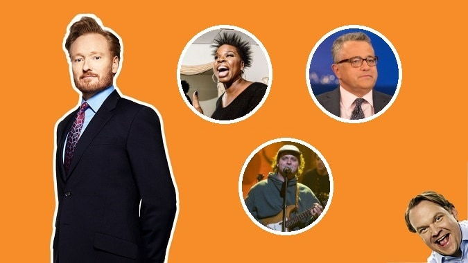 Last Night on CONAN - 6/21/17: Leslie Jones | Jeffrey Toobin | Mac DeMarco