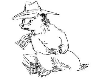Michael Brown and A Bear Called Paddington