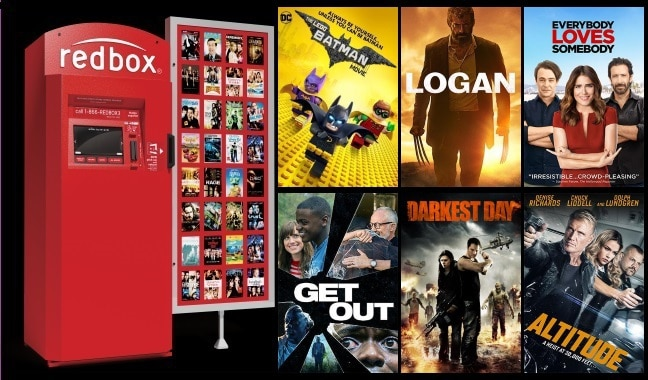 New to Redbox - 6/20/17: Preview & Trailers of This Week's New Releases