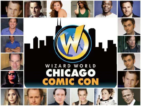 Wizard World Chicago 2017: Celebrity Guest List