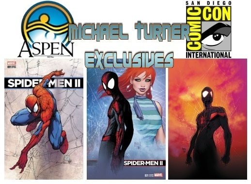 #SDCC2017: Aspen Comics Announces 2nd Wave of Exclusives for Comic-Con International: San Diego