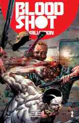 Bloodshot Salvation #2 - Cover C by Philip Tan