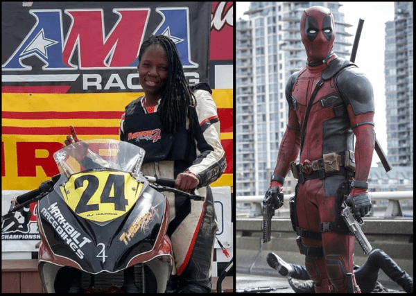 Stuntwoman Joi 'SJ' Harris Dies on Set of 'Deadpool 2'