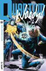 QUANTUM AND WOODY #1 – Quantum and Woody ICONS variant by Neal Adams
