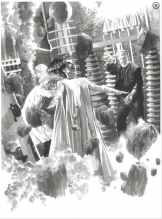 AR Bride of Frankenstein