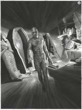 AR The Mummy