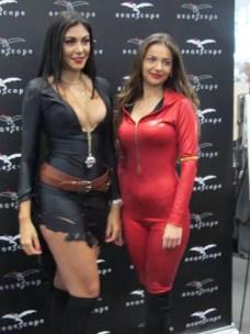 Zenescope cosplay guests