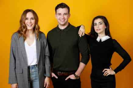 Beyond (Freeform)- HollywoodLife NYCC Exclusive Portraits