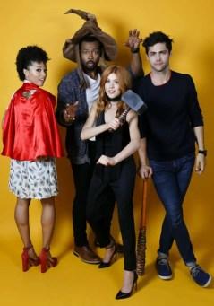 Shadowhunters (Freeform) - HollywoodLife Exclusive NYCC Portraits