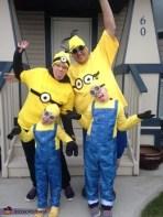 Minions costume (2)