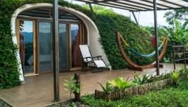 Hotel resort in Bellandia Ecuador