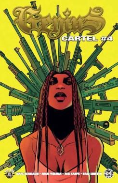 Genius: Cartel #4 - Cover A