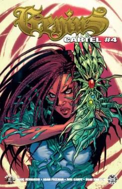 Genius: Cartel #4 - Cover B