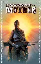 War Mother #4 (of 4) - Variant Cover by Brent Peeples