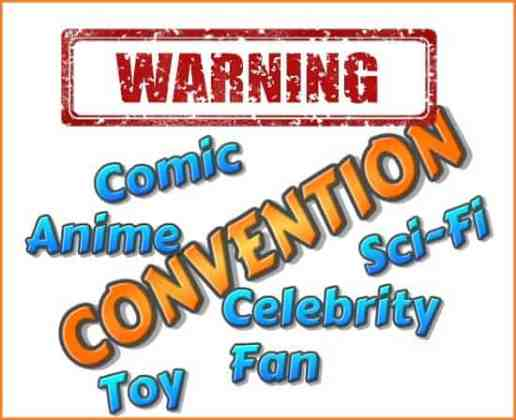 convention warning