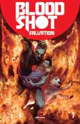 Bloodshot Salvation #7 - Cover C by Renato Guedes