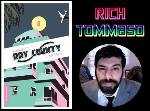 [Preview] SPY SEAL's Rich Tommaso to Launch Crime Series DRY COUNTRY at Image Comics in March 2018