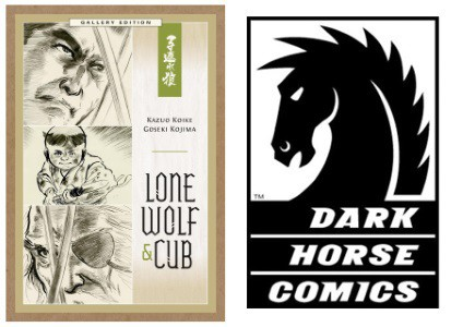 [Comic Book News] Dark Horse Comics to Debut Samurai Epic 'Lone Wolf and Cub Gallery Edition' HC by Kazuo Koike & Goseki Kojima