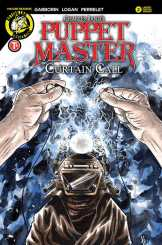 Puppet Master: Curtain Call #2 - Cover B by Kelly Williams