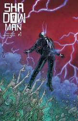 SHADOWMAN (2018) #1 – Interlocking Variant by Juan José Ryp