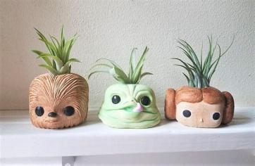character planters