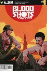 Bloodshot's Day Off #1