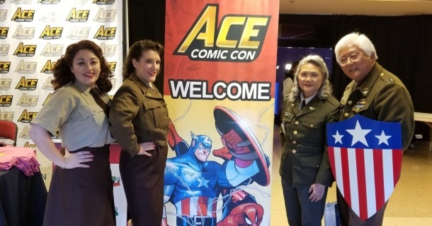 Cosplay Photos: Ace Comic Con - Arizona 2018 (Part 1)