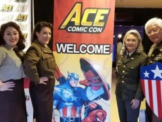 ACE Comic Con Arizona 2018 Cosplay